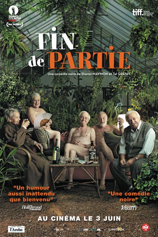 SEANCE RENCONTRE : FIN DE PARTIE