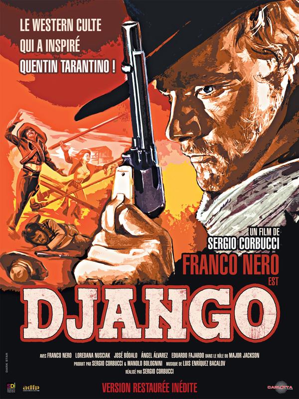 SEANCE RENCONTRE : DJANGO