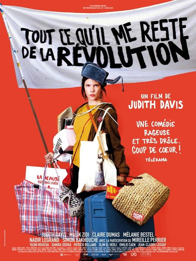SEANCE RENCONTRE : TOUT CE QU'IL ME RESTE DE LA REVOLUTION