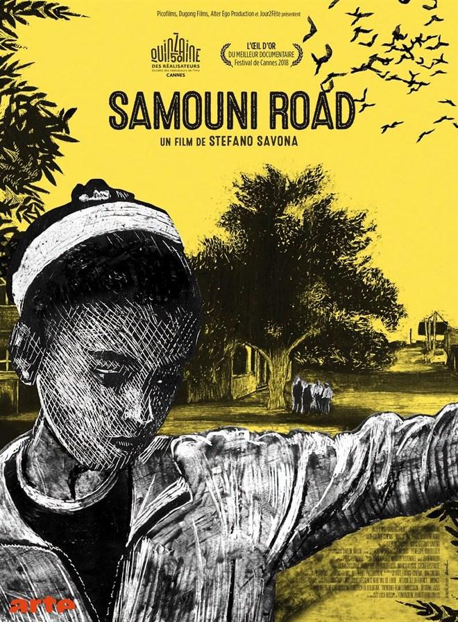 SEANCE RENCONTRE :  SAMOUNI ROAD