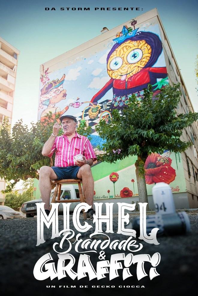 SEANCE RENCONTRE :  MICHEL BRANDADE ET GRAFFITI