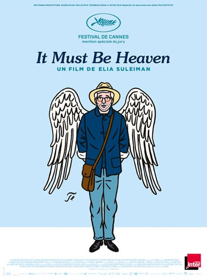SEANCE RENCONTRE :  IT MUST BE HEAVEN