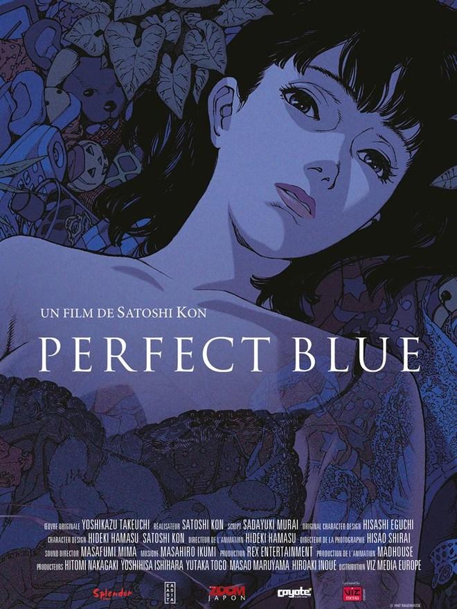 SEANCE RENCONTRE :  PERFECT BLUE