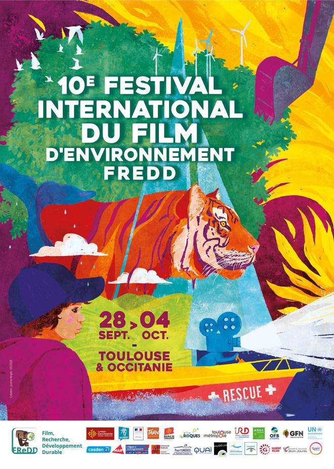 SEANCE RENCONTRE : FESTIVAL DU FILM D ENVIRONNEMENT