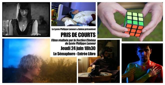 SEANCE RENCONTRE : PRIS DE COURTS