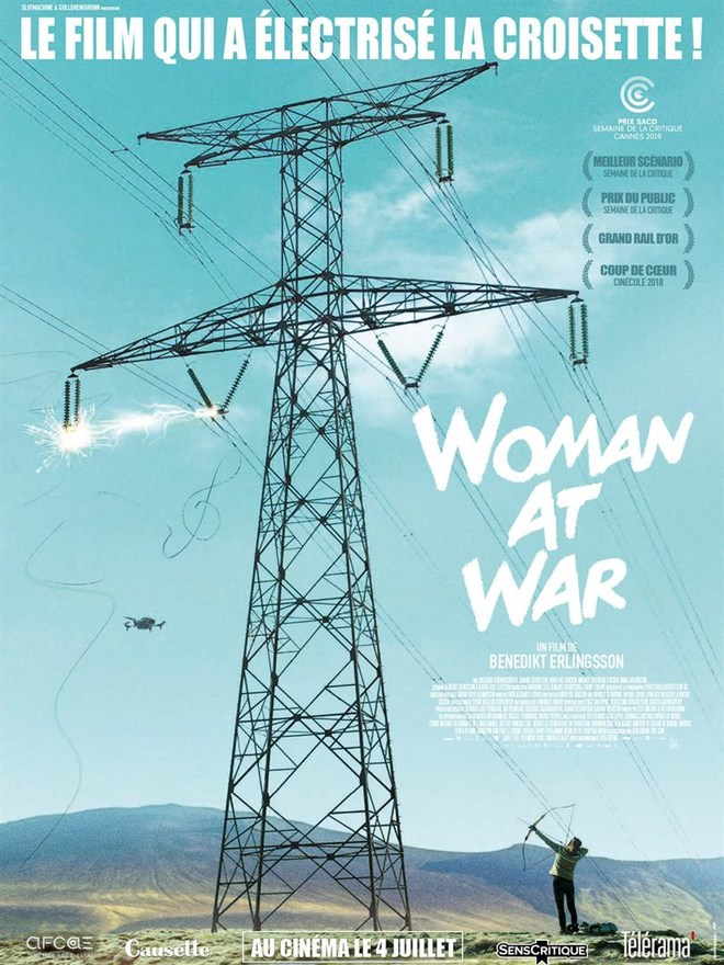 SEANCE RENCONTRE :  WOMAN AT WAR
