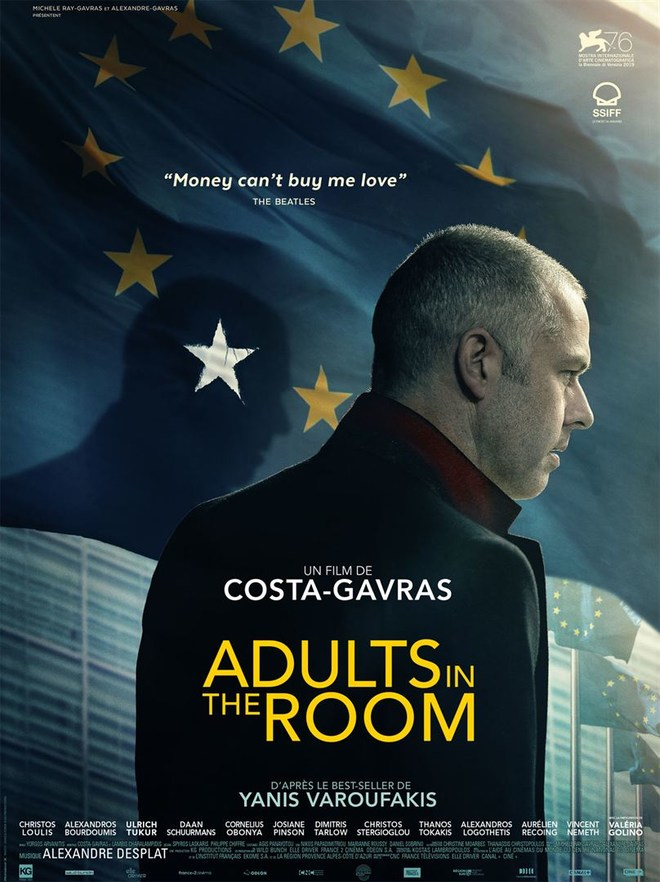 SEANCE RENCONTRE :  ADULTS IN THE ROOM