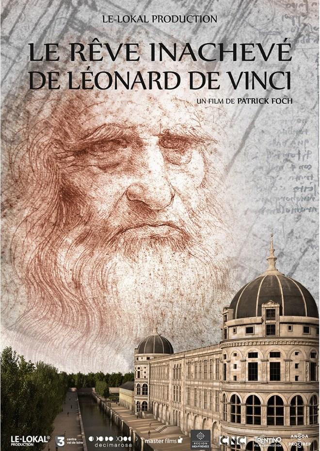 SEANCE RENCONTRE :  LE REVE INACHEVE DE LEONARD DE VINCI