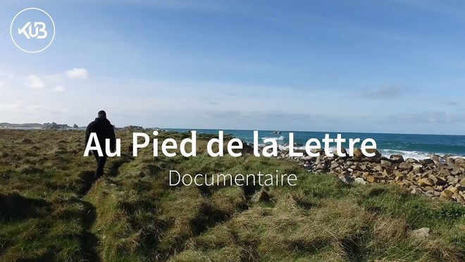 SEANCE RENCONTRE :  AU PIED DE LA LETTRE