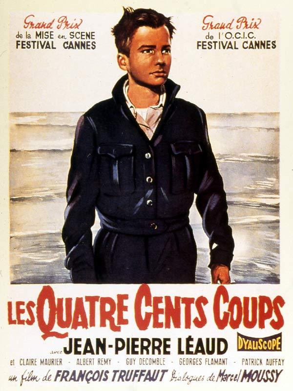 SEANCE RENCONTRE :  LES QUATRE CENTS COUPS