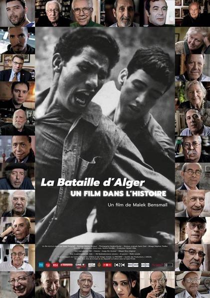 SEANCE RENCONTRE :  LA BATAILLE D'ALGER